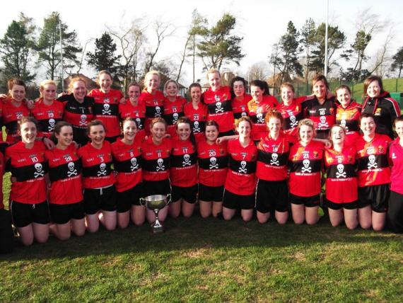 UCC will be hoping to repeat their 2012 Belfast success