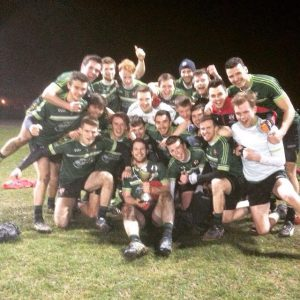 All Ireland Intermediate Champions 2015