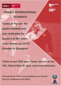 GAA Asian games red